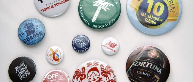 Buttonfly - wytwarzamy przypinki i plakietki na zamówienie