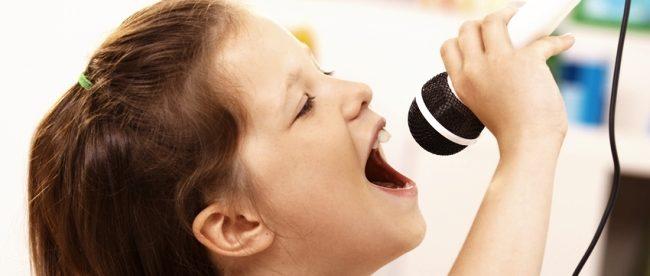 nauka śpiewu od najmłodszych lat