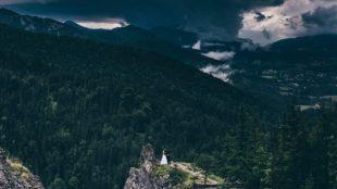 znakomity fotograf ze Szczecina na sesji ślubnej w Tatrach