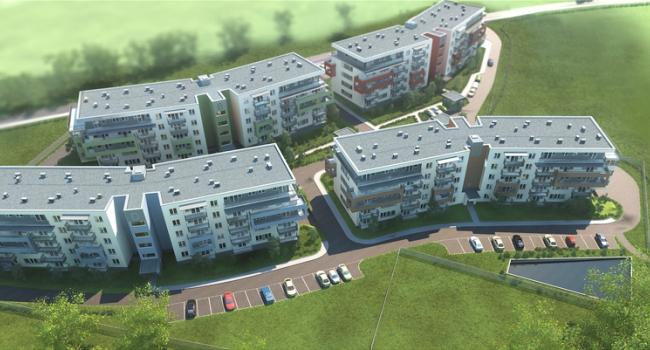 nowe mieszkania w krakowie – nowa huta ulica niebyla
