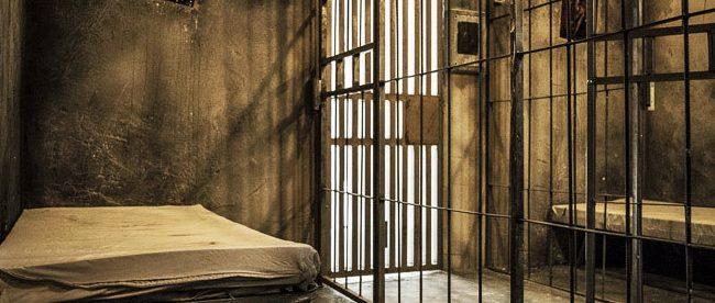 charakteryzowany na wiezienie escape room
