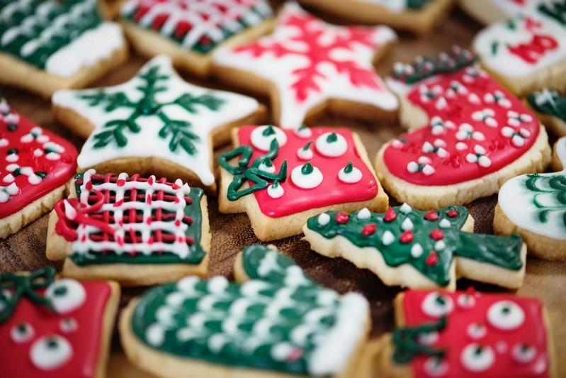 świąteczne cukierki