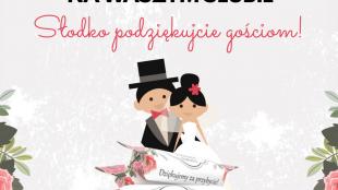 cukierki ślubne - pyszne krówki